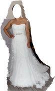 Sublime robe de mariée Pronovias - Occasion du Mariage