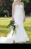 Robe de mariée La Sposa modèle Ikerne T38 quasi neuve - Occasion du Mariage