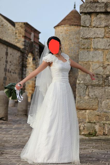 Robe de mariée  - Paris