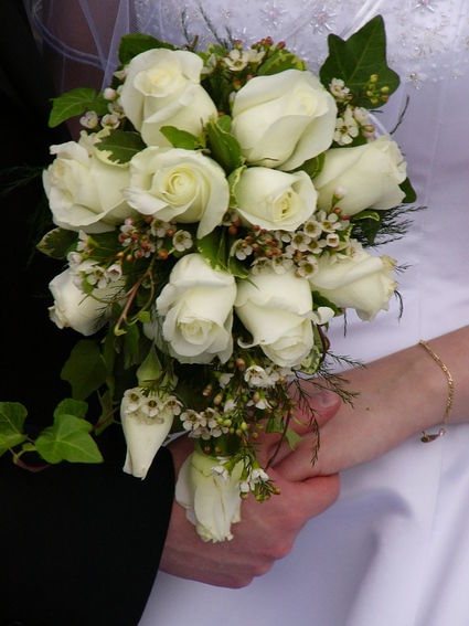 Bouquet de mariée pas cher - Occasion du mariage