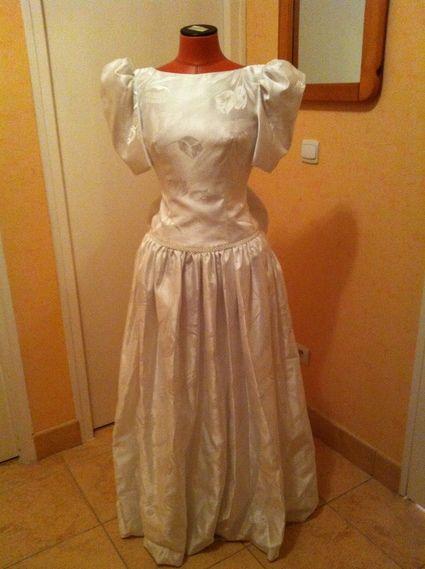 Robe de mariée pas cher d'occasion 2012 - Centre - Loiret - Occasion du Mariage