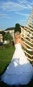 Magnifique robe de mariée d'occasion T36/38 en Rhône-Alpes