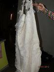 Robe de mariée d'occasion blanche T36 en superbe état