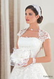 Robe mariée Eglantine Création Nirvana - Occasion du Mariage