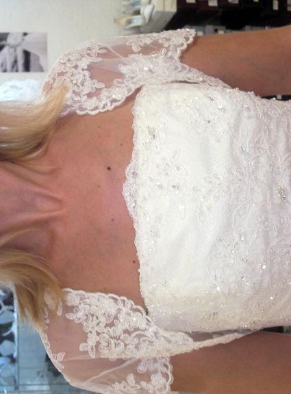 Robe mariée neuve t36 - Côte d'or