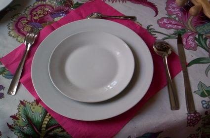 Location de vaisselle pour votre mariage