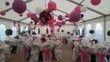 Boules chinoises différentes tailles etcoloris - Occasion du Mariage