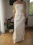 Robe de mariée d'occasion et étole pas cher en 2013 - Occasion du Mariage