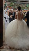 Magnifique robe de princesse T38/40-robe de mariée - Occasion du Mariage