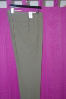 Pantalon de marié vert fin T42 d'occasion pas cher - Occasion du mariage