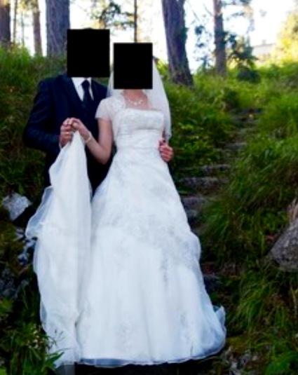Robe de mariée Lise Saint Germain modèle AUSTRALE - Nord