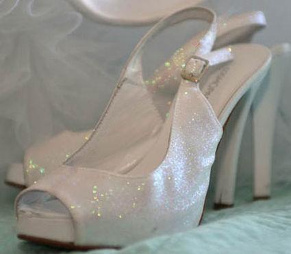 Chaussure de mariage pas cher - Occasion du mariage