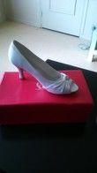 Chaussures mariée neuves - Occasion du Mariage
