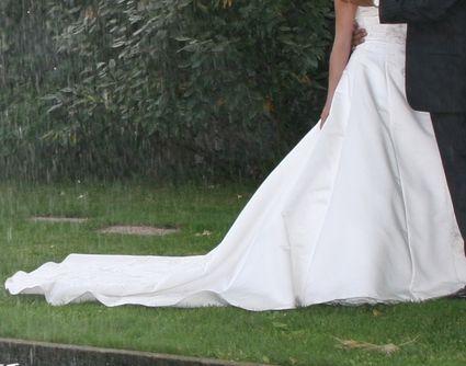 Robe de mariée DIVINA SPOSA Paris pas cher  - Occasion du Mariage