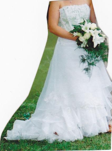 Robe de mariée d'occasion à Montauban
