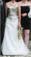 Bustier + jupe longue - Occasion du Mariage