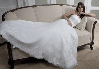 Robe de mariée Complicité Paris Lady Pearl 2011  Modèle London