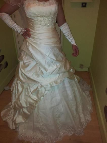 Robe de mariée Demetrios neuve à prix cassé