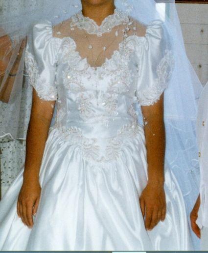 Robe de mariée plus accessoires pas cher 2012 - Occasion du Mariage