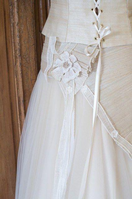Robe de mariée Elsa Gary d'occasion taille 38 / 40