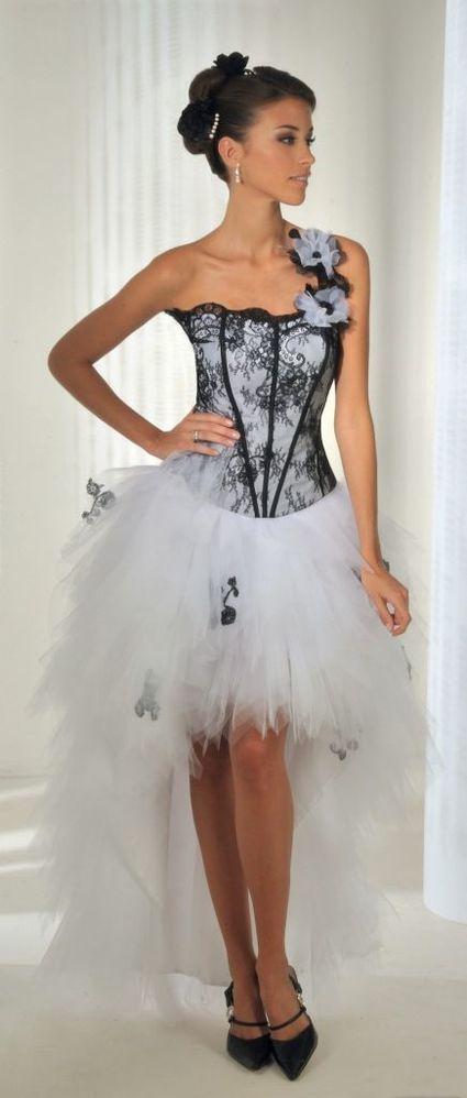 Robe de mariée d'occasion Annie couture festival 2012
