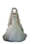 Robe de mariée Luna Novias modèle Gedania pas cher - Occasion du Mariage