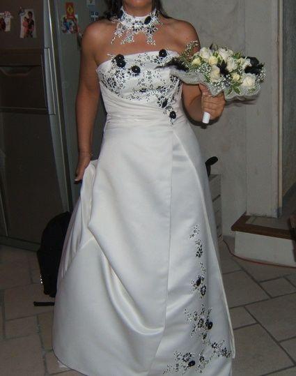 Robe de mariée d'occasion taille 40