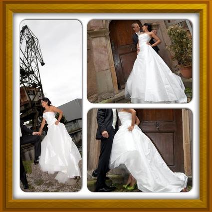 Magnifique Robe de mariée Cymbeline collection 2012 Pour un Oui 20
