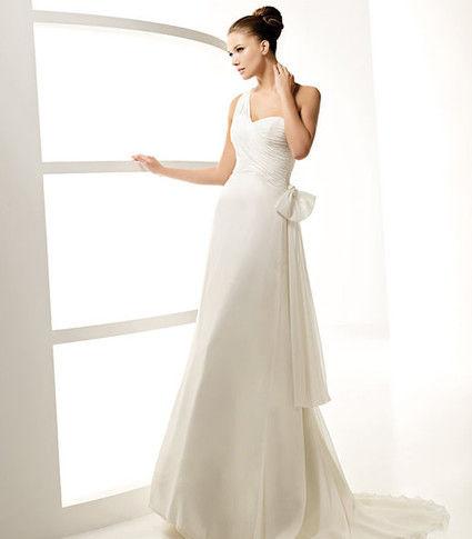 Robe de mariée La Sposa modèle Labor d'occasion
