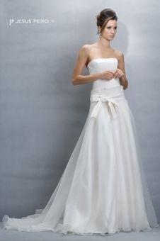 Robe mariée Jesus Peiro modèle Stella d'occasion T36/38