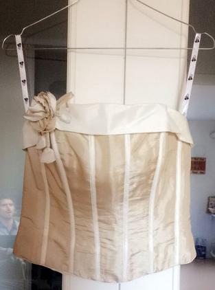 Robe de mariée  - Aisne