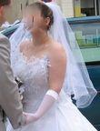 Superbe robe de mariée pas cher d'occasion 2012 - Pays de la Loire - Vendée - Occasion du Mariage