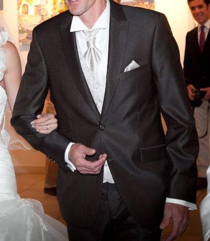 costume complet homme de c r monie de marque masterhaud pour mariage. Black Bedroom Furniture Sets. Home Design Ideas