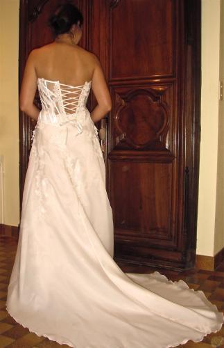 Robe De Mariée BELLISSIMA modèle Mirella pas cher - Occasion du Mariage