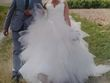 robe de mariee princesse tulles - Occasion du Mariage