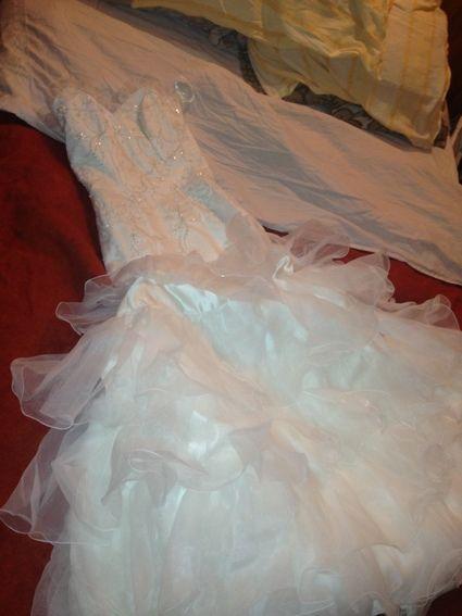 Magnifique robe de mariée Tomy mariage d'occasion