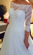 Magnifique Robe de Mariee Pronovias - Occasion du Mariage
