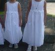 robe jacadi blanche - Occasion du Mariage