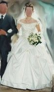 Robe de mariée d'occasion romantique à Lyon - Occasion du Mariage