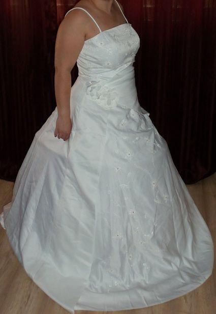 Robe de mariée modèle Cétoile Tati Mariage