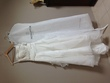 Robe de mariée + crinoline - Occasion du Mariage