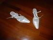 Chaussures de mariée - Pointure 39 - Occasion du Mariage