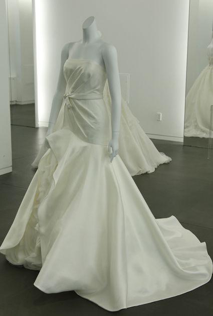 Robe de mari e vera wang is re for Meilleures robes de mariage vera wang