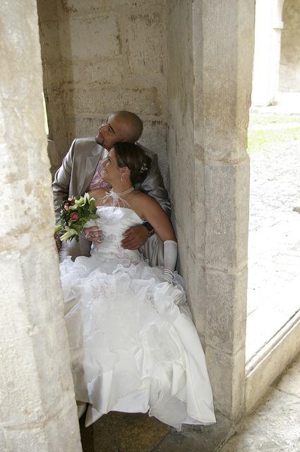 Robe de mariée d'occasion et accessoires pas cher Jura 2012 - Occasion du mariage