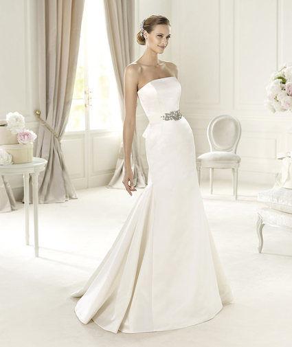 Robe de mariée Pronovias modèle URTURI neuve collection 2013