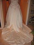 Robe de mariée bustier ivoire - Occasion du Mariage