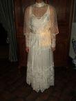 Robe de mariée style rétro/bohème T36/38 - Occasion du Mariage
