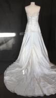 robe bustier neuve satin T36 - Occasion du Mariage