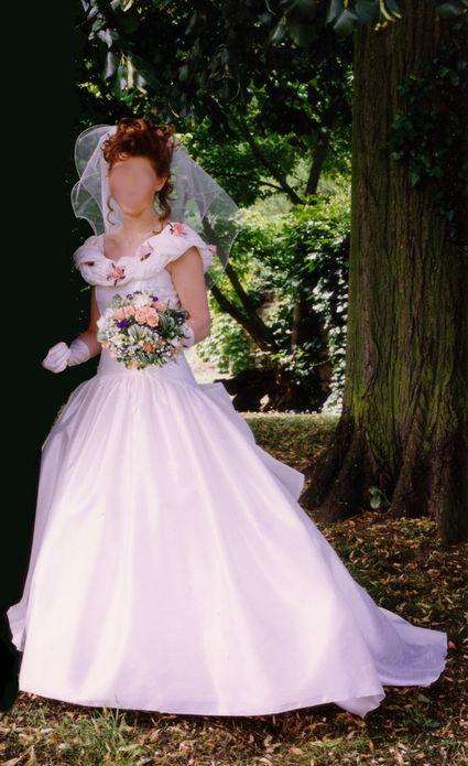 Superbe robe de mariée Cymbeline ivoire - Oise