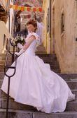 Superbe robe de mariée Cymbeline ivoire - Occasion du Mariage